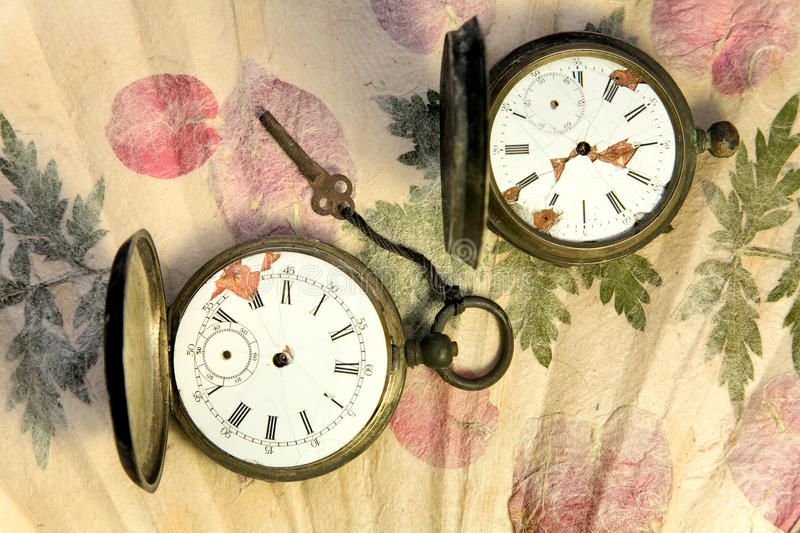 Download Old pocket watch stock photo. Image of collect, minute - 25108398