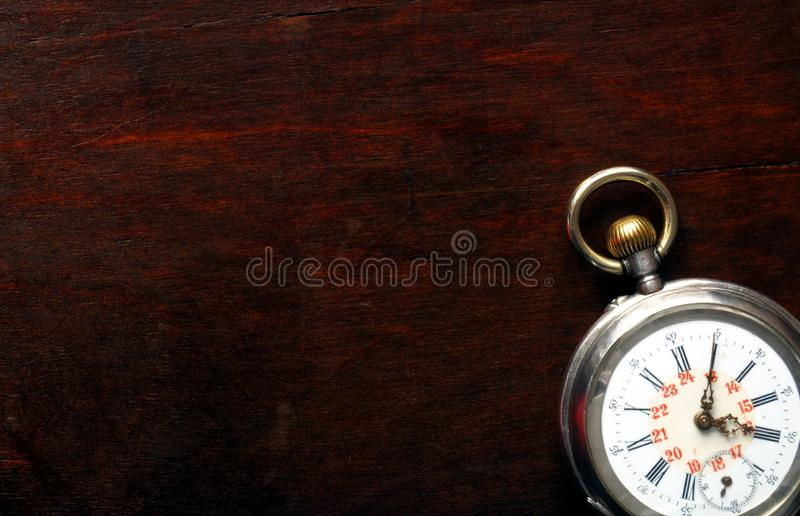 Download Old pocket watch stock image. Image of pocketwatch, clockface - 27077525