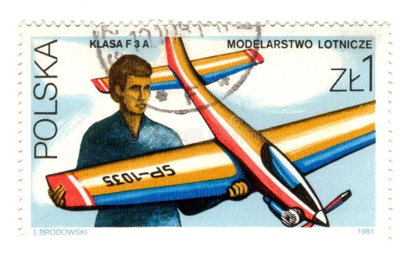Download Old polish stamp stock photo. Image of poland, sent, grunge - 7460572
