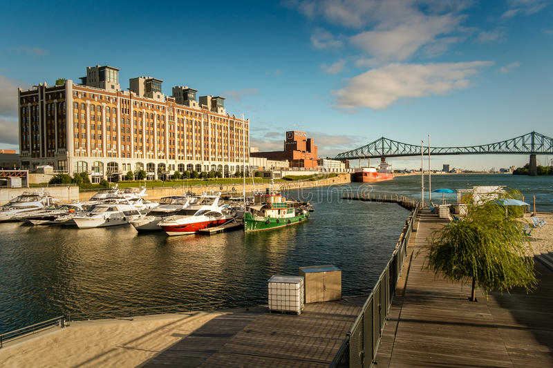 Old Port Montreal. The Molson Coors Brewing Company is a North American brewing company, formed in 2005 by the merger of Molson of Canada, and Coors of the stock photos