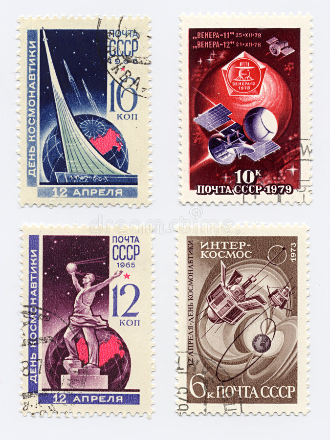 Download Old Postage Stamps stock image. Image of obsolete, transportation - 3413965