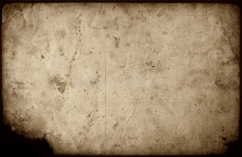Download Old Postcard Texture Stock Photo Image Of Background