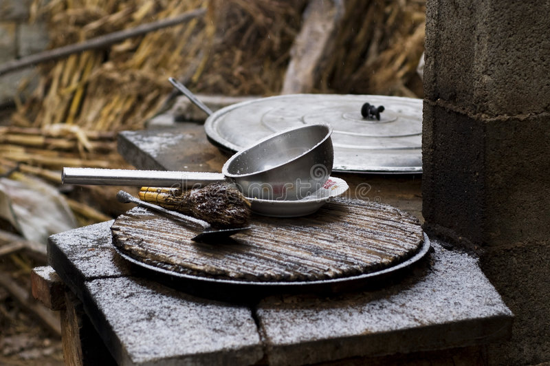 Download Old Pots And Pans Royalty Free Stock Photography - Image: 4241137