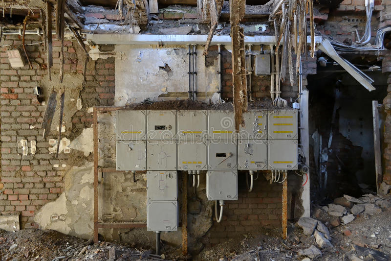 [DIAGRAM_38IU]  221 Old Abandoned Fuse Box Photos - Free & Royalty-Free Stock Photos from  Dreamstime | Large Fuse Box |  | Dreamstime.com