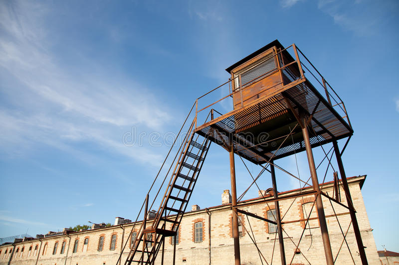 Old Prison Royalty Free Stock Photography