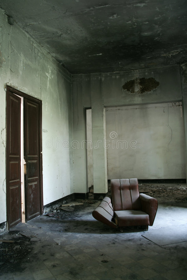 Free Old Prison Room Royalty Free Stock Photo - 3567395