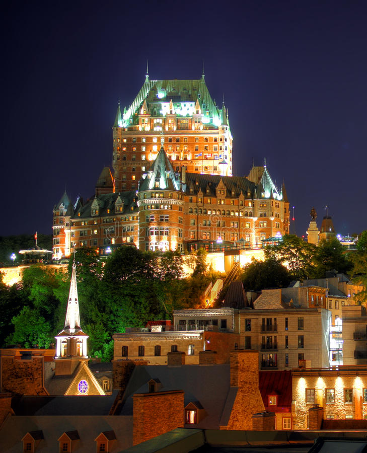 Free Old Quebec Royalty Free Stock Photos - 10839288