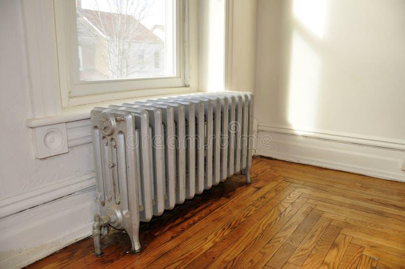 Old radiator royalty free stock photos