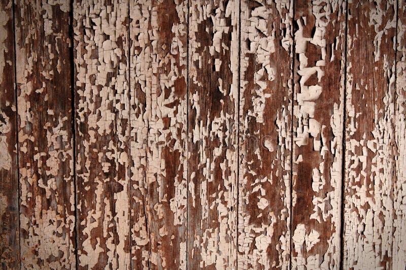 Old ragged fence. Grunge wood background royalty free stock photo