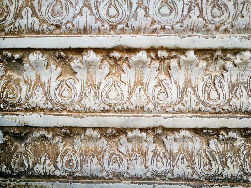 art motiv marble leaves royalty free stock images