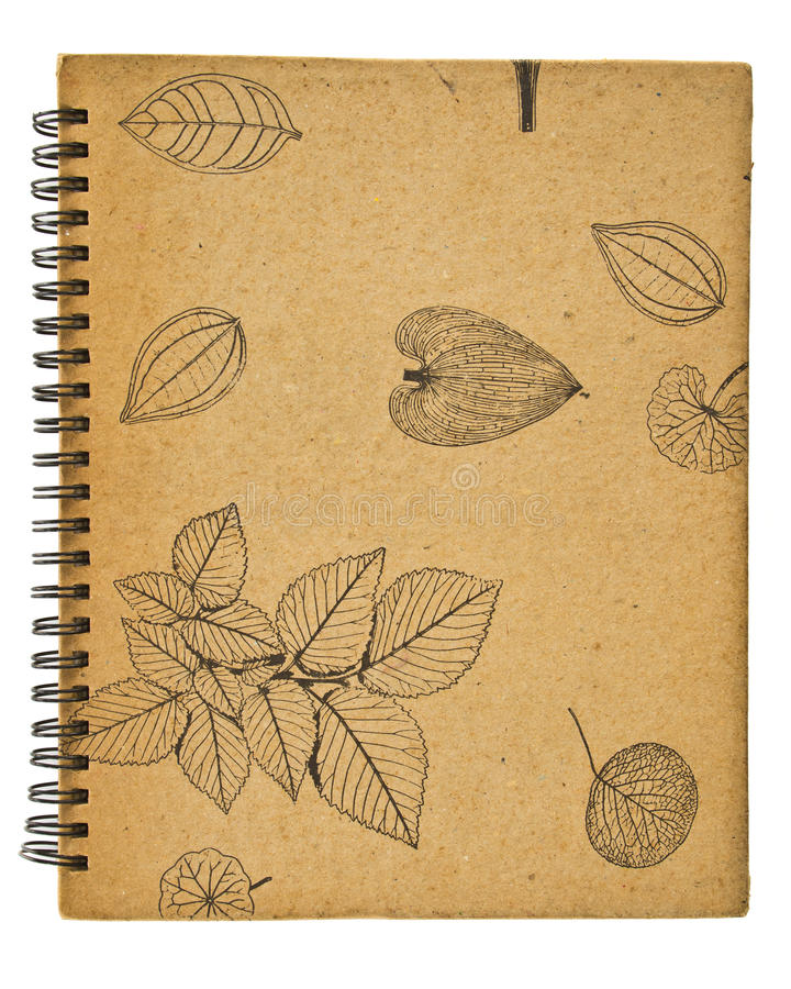 Free Old Recycle Notebook Stock Photos - 17055023