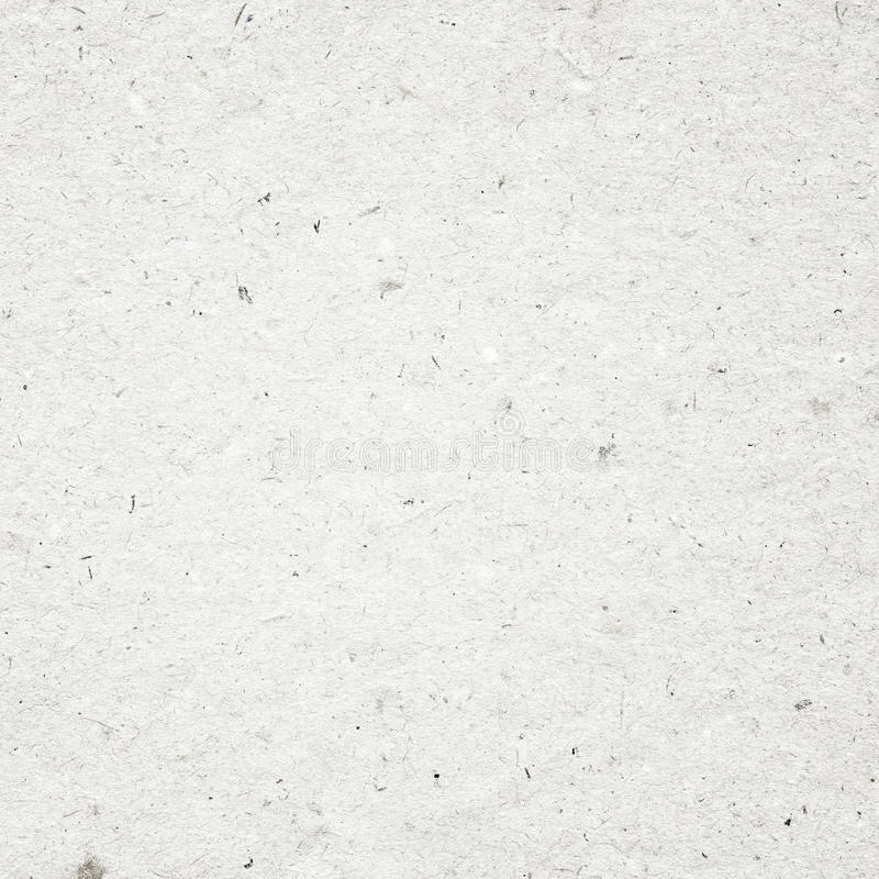 Old recycled paper texture stock photo