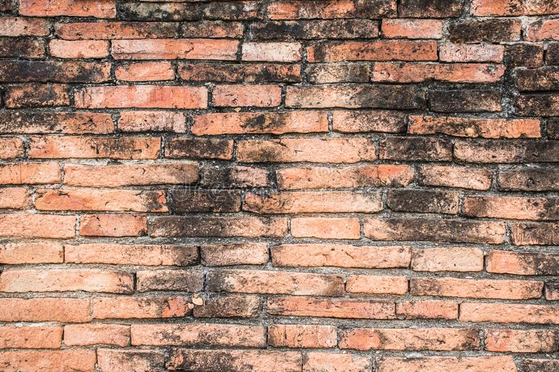 Old Brick Wall Texture background image. Grunge Red Stonewall Background. Old red Brick and dry Wall Texture background image. Grunge Red Stonewall Background royalty free stock photos