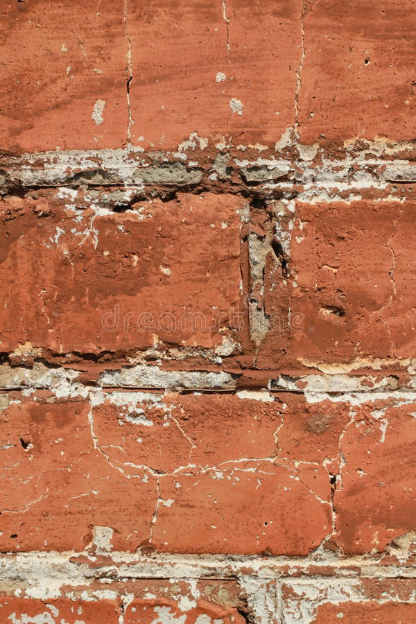 Download Old red brick wall stock image. Image of wall, historic - 19515847