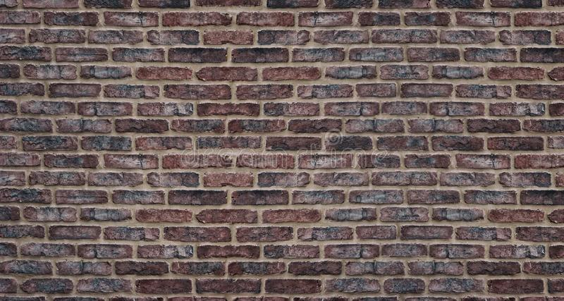 Red Brick Wall High Resolution Texture Stock Image Image Of Grunge