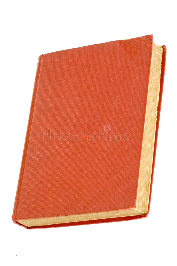 Download Old red hardcover book stock photo. Image of blank, book - 2414570