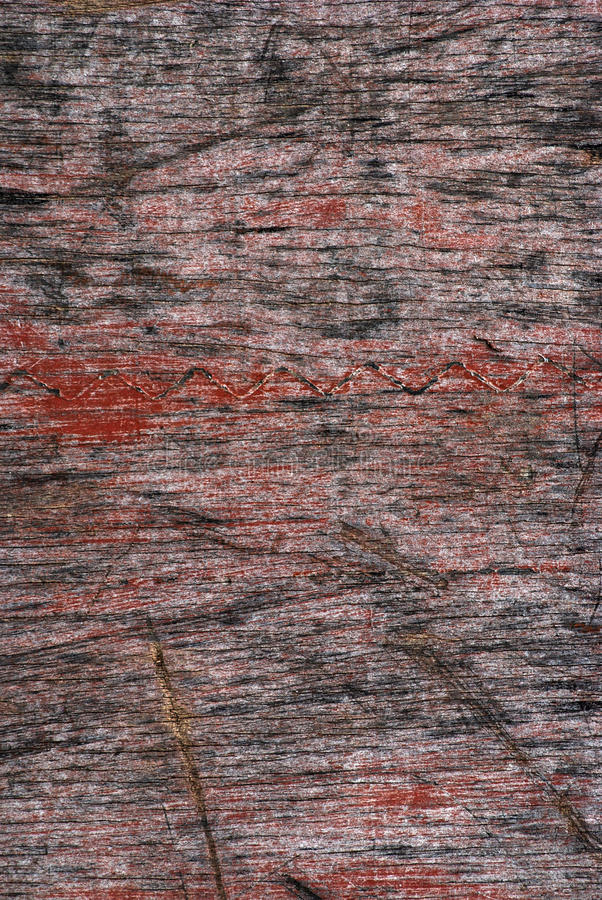 Download Old Red Painted Wood Background Stock Photo - Image: 41200060