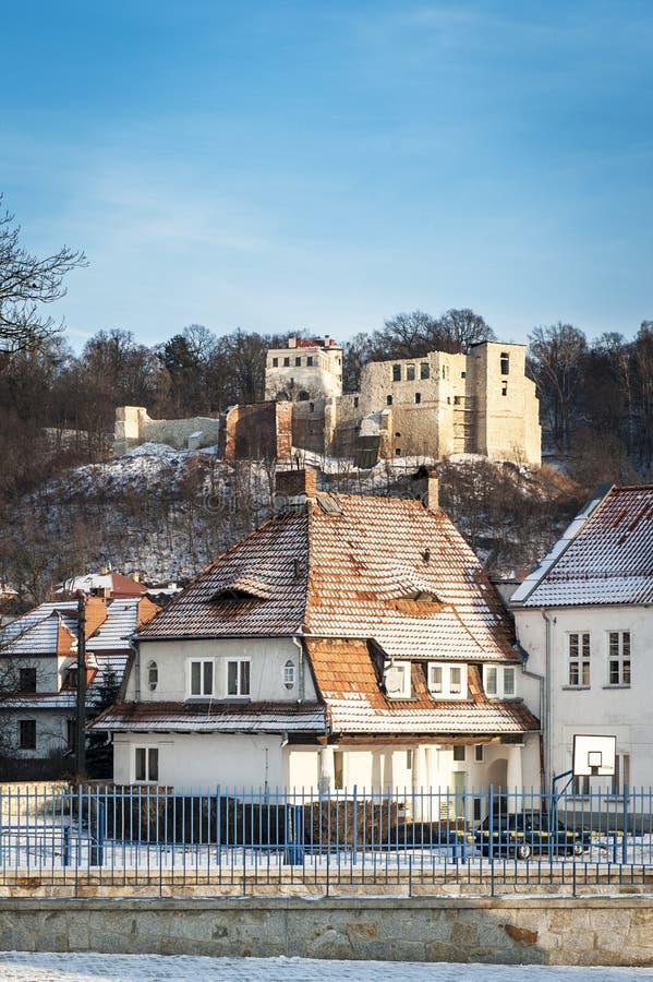 Download Old Renaissance Castle In Kazimierz Dolny, Poland Stock Photo - Image: 23424550