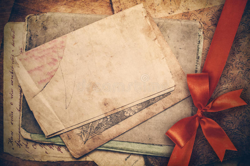 Old retro background royalty free stock images