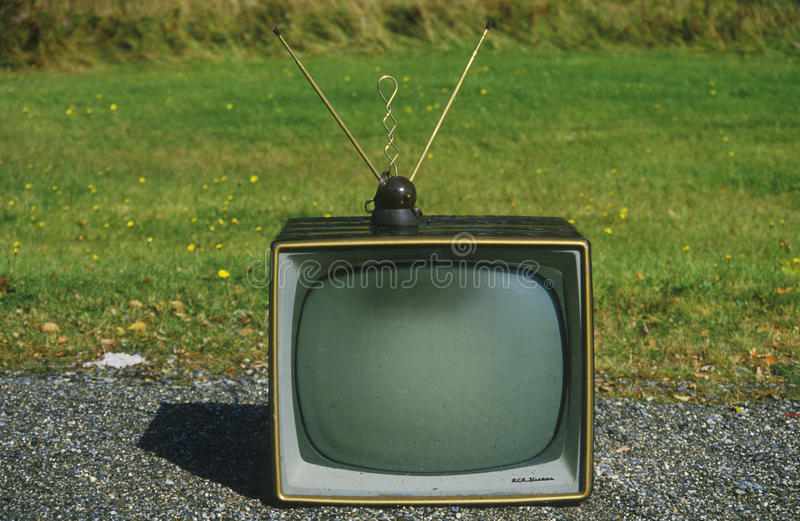 Download Old retro television editorial image. Image of collectors - 23180135