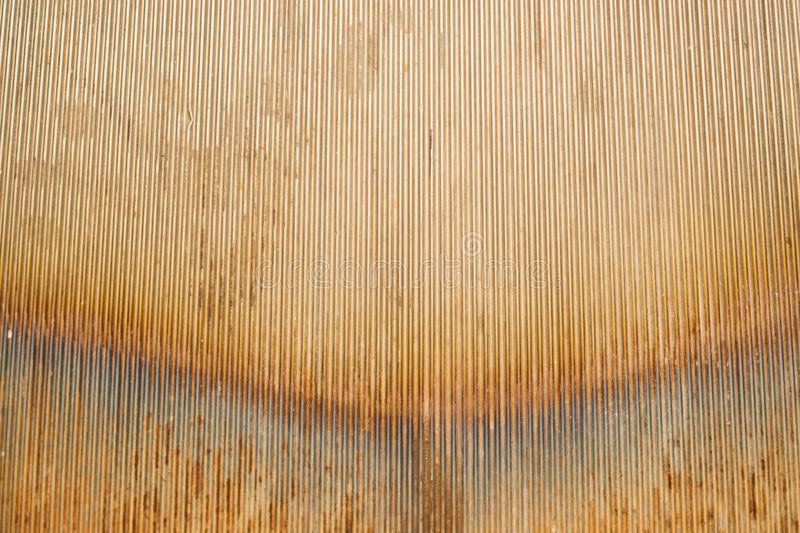 Old ribbed metal texture. corrugated steel backdrop. Old ribbed metal texture. corrugated steel background, industrial, lines, material, pattern, abstract stock photo