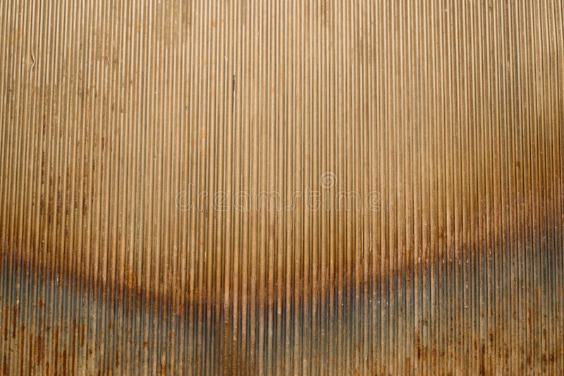 Old ribbed metal texture. corrugated steel backdrop. Old ribbed metal texture. corrugated steel background, industrial, lines, material, pattern, abstract stock image