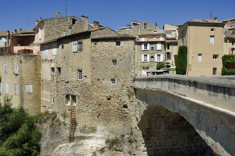 Download Old Roman bridge stock image. Image of roman, vaucluse - 32906989