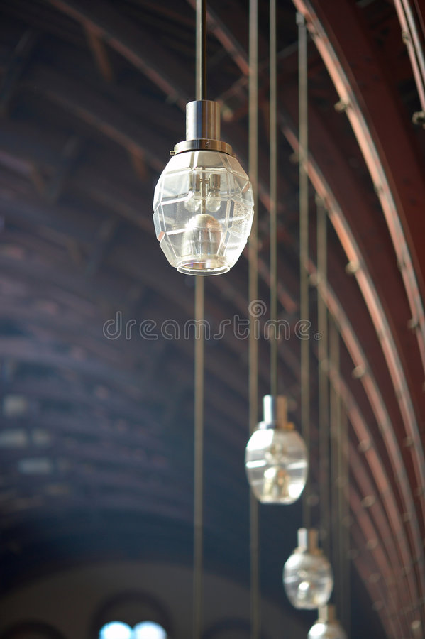 Old Roof Lamps Stock Image Image Of Travel Train Tall