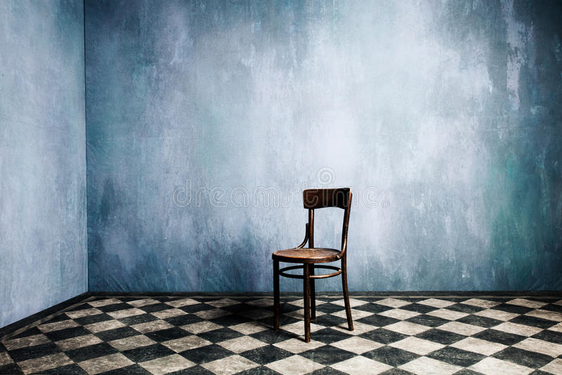 Old room royalty free stock photography