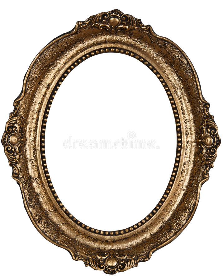 Free Old Rounded Frame Royalty Free Stock Images - 18922289