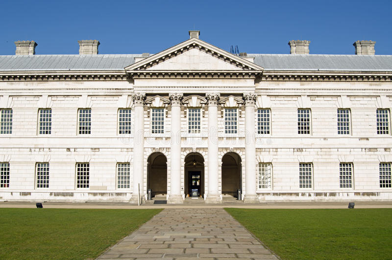 Old Royal Naval College,Greenwich Stock Photos
