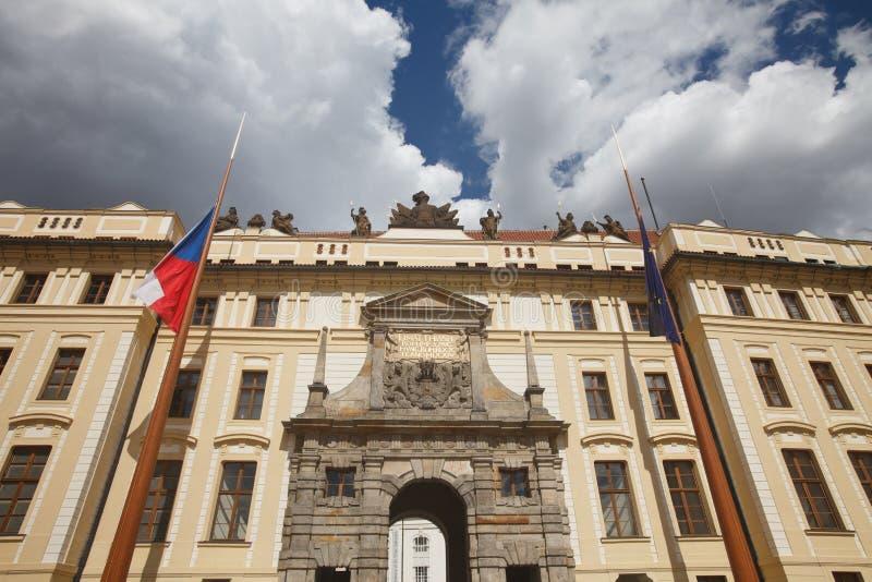 Old Royal Palace. Hradcany. Prague,. Czech Republic royalty free stock images