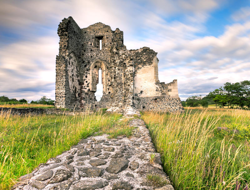 Download Old ruin stock photo. Image of rock, talj, historic, building - 20935338