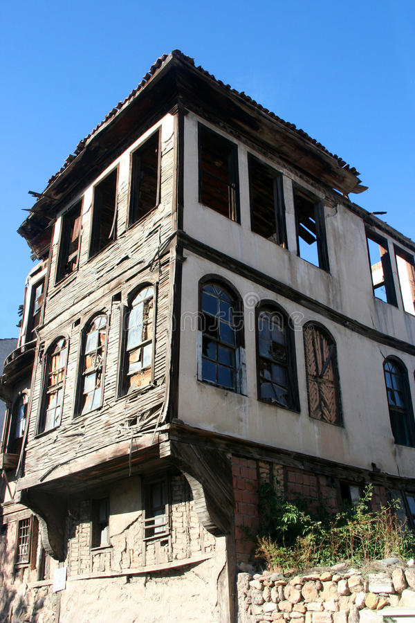 Old Ruin House Royalty Free Stock Images