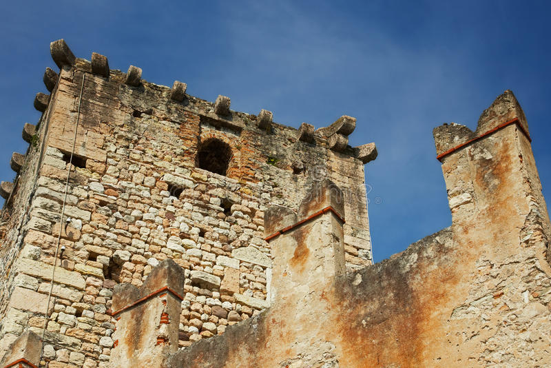 Download Old Ruined Castle Stock Image - Image: 16157231