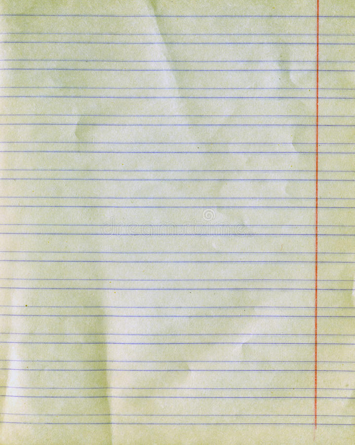 Download Old ruled paper texture stock image. Image of journal - 13996487