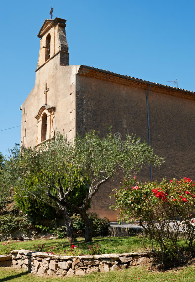 Download Old Rural Cathedral In France Stock Photo - Image: 19339984