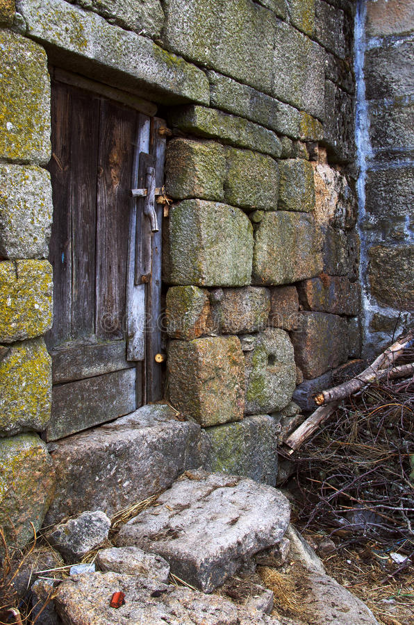 Download Old Rural House stock photo. Image of exterior, europe - 20736888