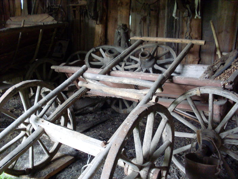 Download Old rural russian carts stock image. Image of russian - 83706495