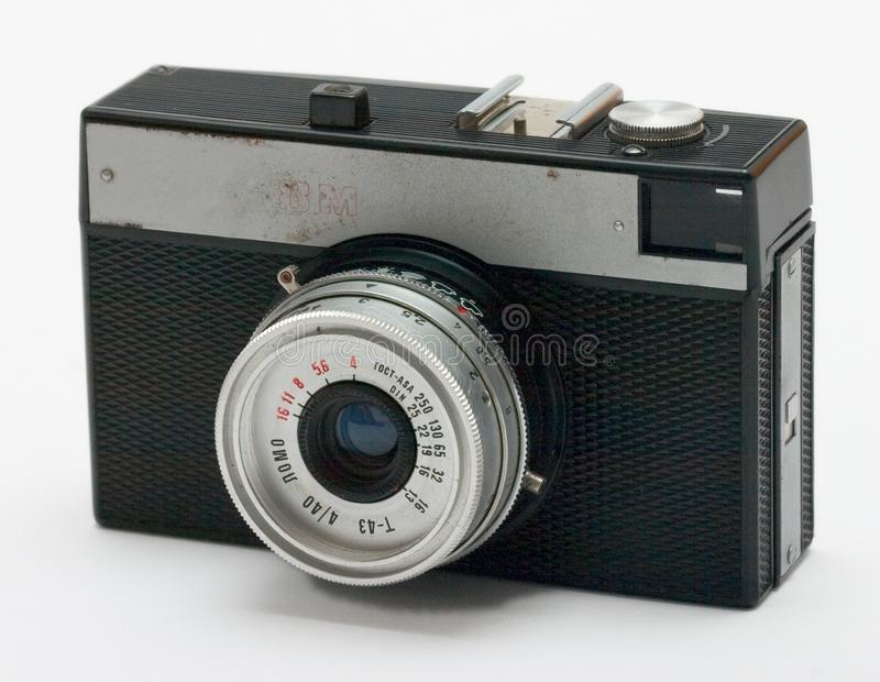 Old Russian Camera Free Stock Images