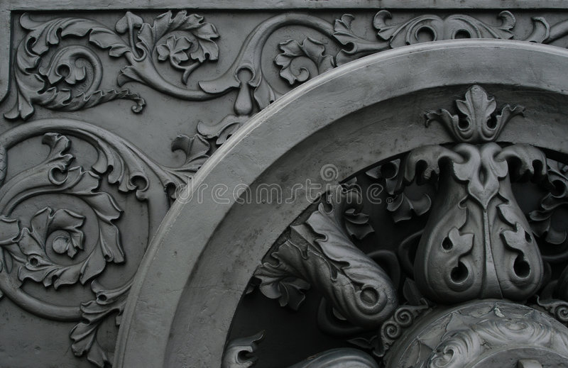 Download Old Russian Cannon stock photo. Image of medieval, iron - 509706