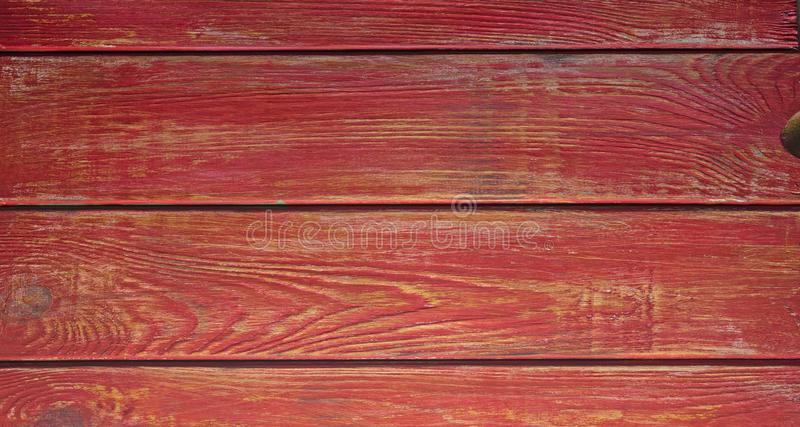 Old Rustic Red Wooden Background Stock Photo - Image of wood