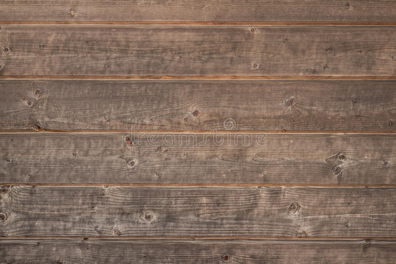 Old rustic wooden background, brown wood texture royalty free stock photos