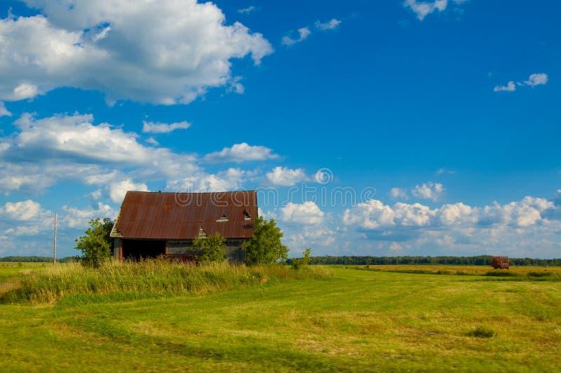 Old rusty barn stock photos