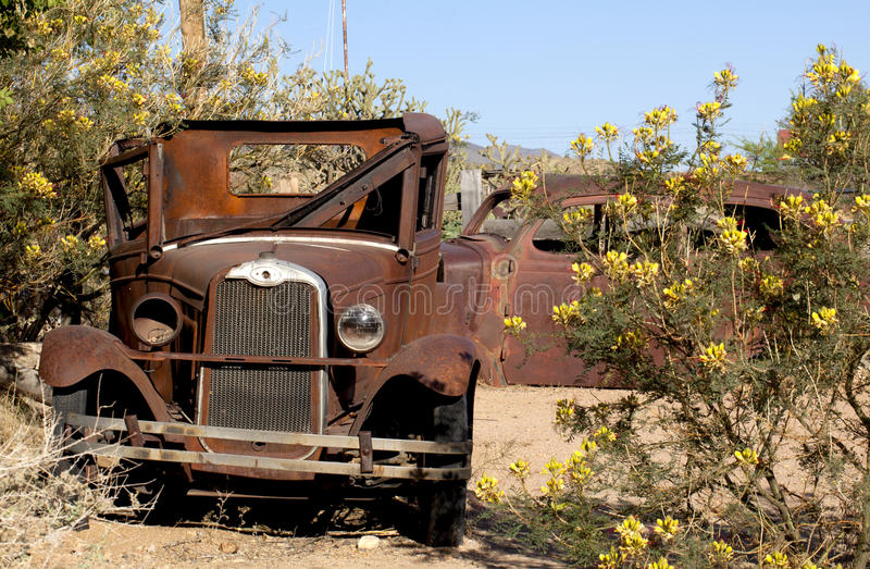 Download Old Rusty Car stock image. Image of vehicle, rural, rusting - 14861731