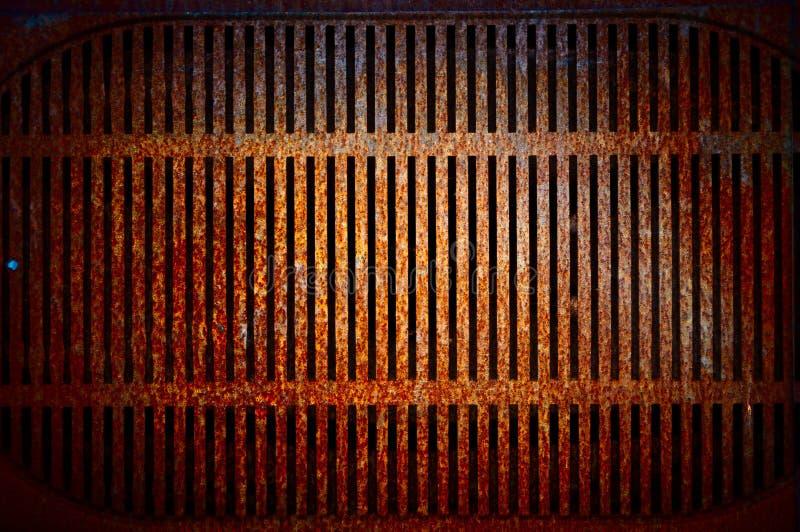 Old rusty lattice stock photos