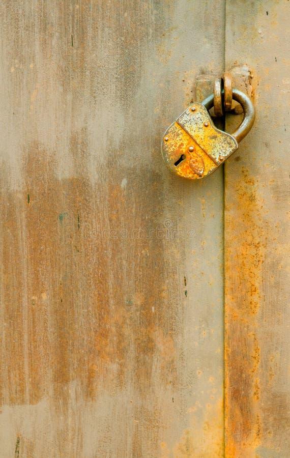 Free Old Rusty Lock Stock Photo - 5766250