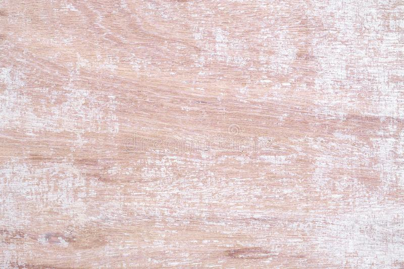 Old rusty white painted wood texture seamless rusty grunge background. Scratched white paint on planks of wood wall royalty free stock photo