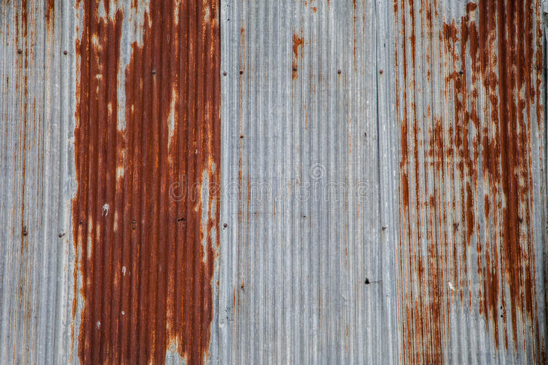 Download Old rusty zinc stock photo. Image of level, full, backgrounds - 43978828