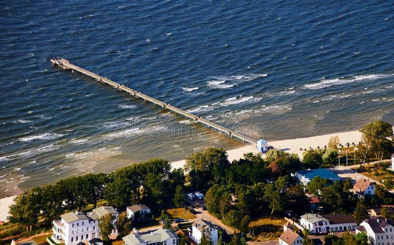 Download Old Sailboatpier At Baltic Sea Stock Photo - Image of coast, pier: 83720398
